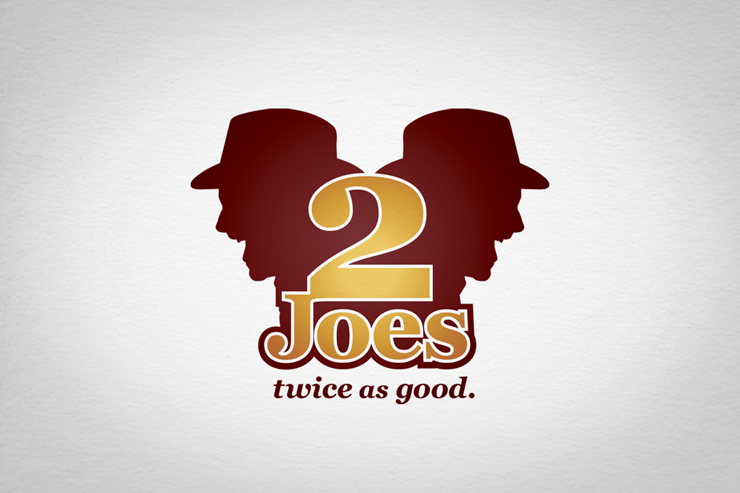 Logo for 2 Joes