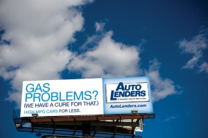 Auto Lenders Outdoor Ad #2