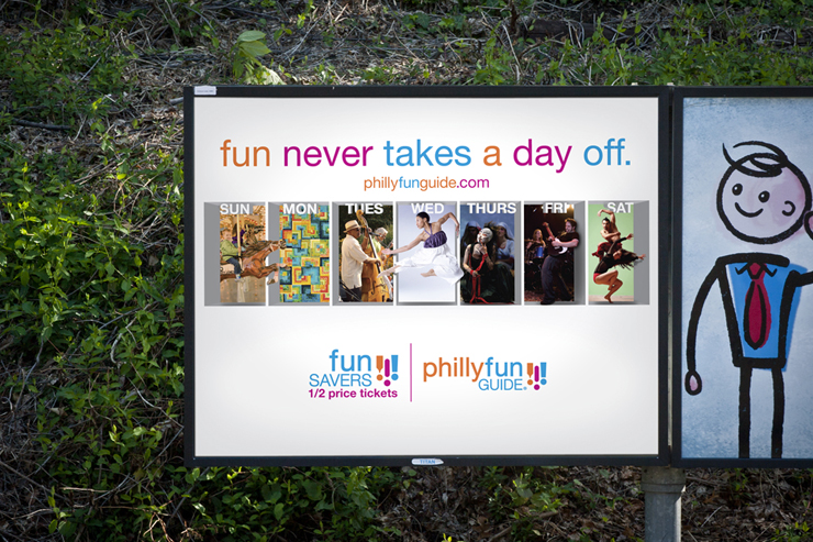 Philly Fun Guide Platform Card