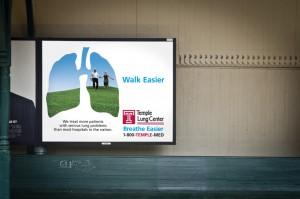 Temple Lung Center Platform Card #1