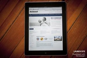 Bacharach Website