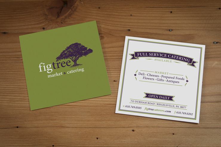 Figtree Store Business Card
