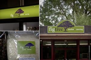 Figtree Store Branding