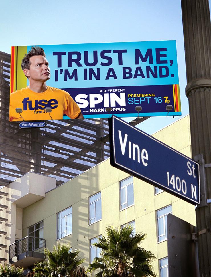 Fuse Billboard