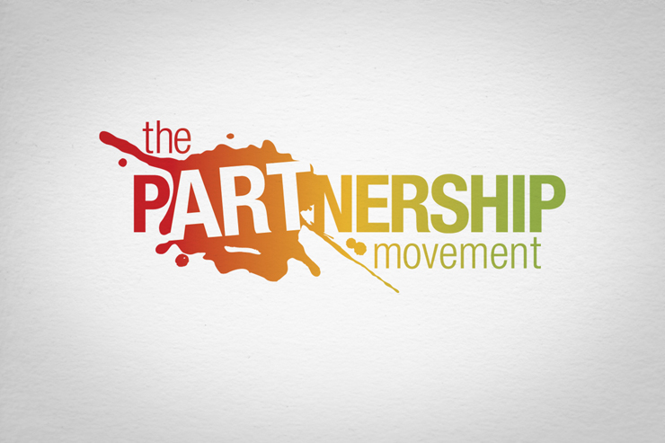 Logo for The Partnership Movement